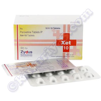ゼット(パキシルジェネリック) 10 mg