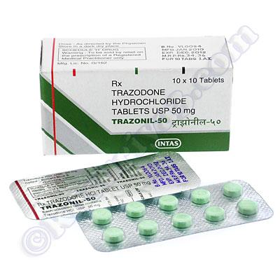 トラゾニル50 (塩酸トラゾドン) 50mg