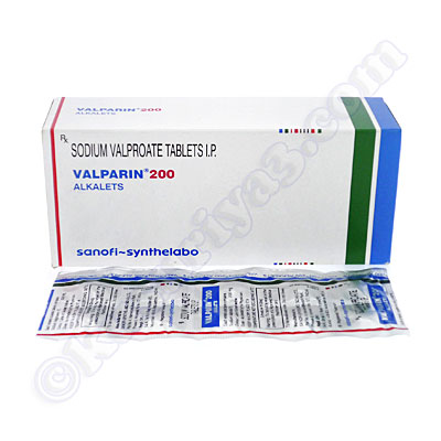 Valparin 200 Mg Syrup