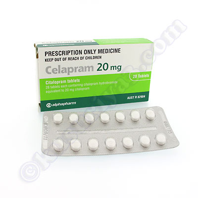 Citalopram 20 Mg For Anxiety Side Effects