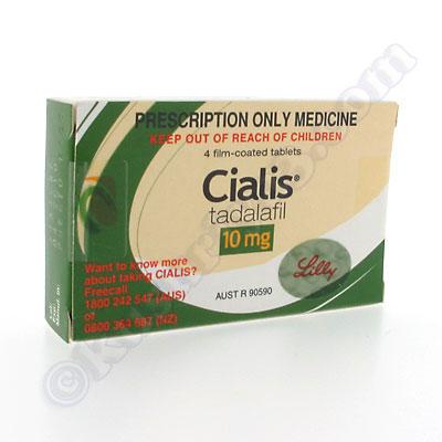 シアリス(タダラフィル) 10mg(Cialis (Tadalafil) - 10mg (4 Tablets ...